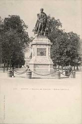 Monument au général Drouot – Cours Léopold – Nancy