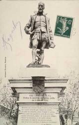 Monument à Joachim Du Bellay – Ancenis