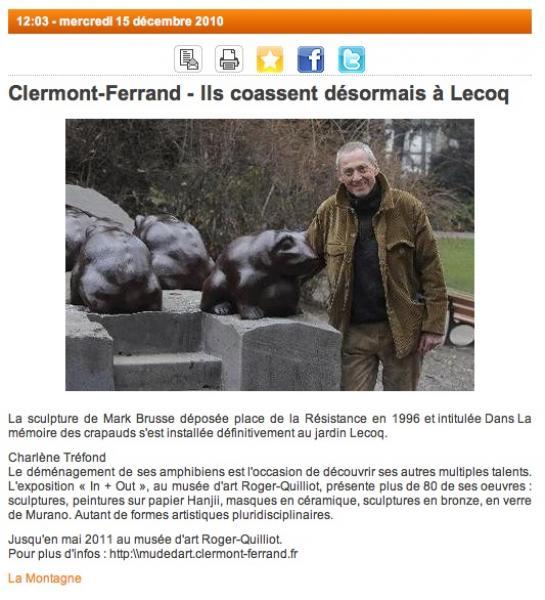 net ech Clermont-Ferrand