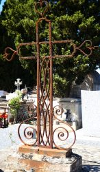 Croix funéraires (Fer forgé) – Cimetière urbain – Montauban
