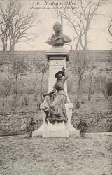Monument au docteur Duchenne – Boulogne-sur-Mer