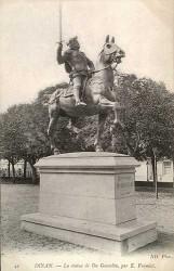 Monument à Duguesclin – Dinan