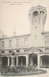 Monument à Guerrier de Dumast – Place Carnot – Nancy