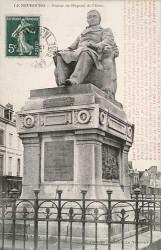Monument à Dupont de l'Eure – Le Neubourg (fondu)