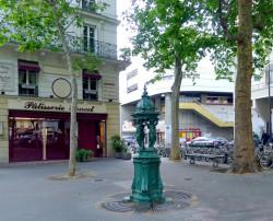 Fontaine Wallace – Bd Voltaire – Paris (75011)
