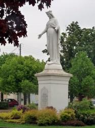 Vierge de la Noue – Place de la République – Saint-Dizier