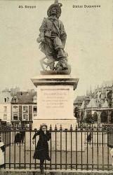 Monument à Abraham Duquesne – Dieppe