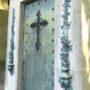 Ornements et croix - Division 56 -  Cimetière du Père Lachaise - Paris (75020) - Image5