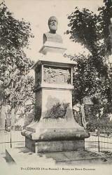 Monument à Denis Dussoubs – Saint-Léonard-de-Noblat (fondu)