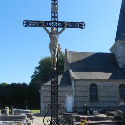 Calvaire – cimetière – Bordeaux-Saint-Clair