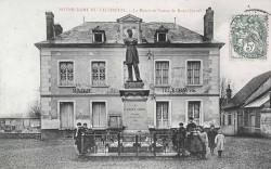 Monument à Edgar Raoul-Duval – Notre-Dame-du-Vaudreuil (fondu)