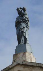 Vierge à l'enfant – église – Montrond-les-Bains