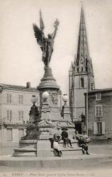 L'Espérance, ou Spes, ou Monument aux morts de 1870 – Niort