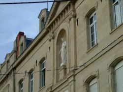 Vierge de l'ESTIC – Saint-Dizier