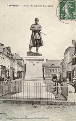 Monument au général Faidherbe (version 1929) – Bapaume