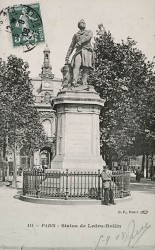 Monument à Alexandre Ledru-Rollin – Paris (75011) (fondu)