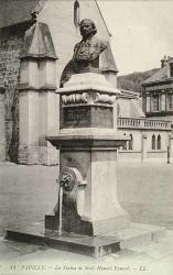 Monument à Noël-Honoré Fauvel – Pavilly