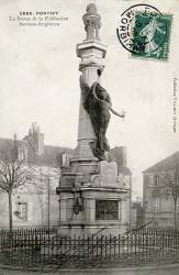 La Fédération de 1790, ou La Fédération Bretoun-Angeveun, La Fédération bretonne-angevine – Pontivy (détruit)