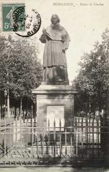 Monument à Fénelon – Périgueux (fondu et remplacé en pierre)