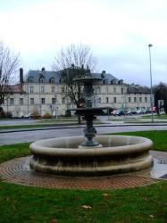 Fontaine – Carrefour H. Rollin – Saint-Dizier