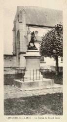 Monument au Grand Ferré – Longueil-Sainte-Marie