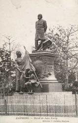 Monument à Jules Ferry – Haïphong (détruit)