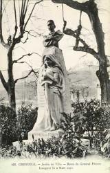Monument au général Février – Grenoble