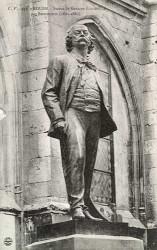 Monument à Gustave Flaubert – Rouen
