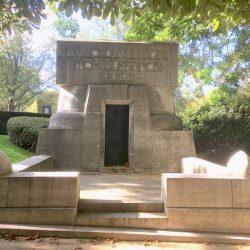 Monument aux soldats belges morts pour la France – Division 84 – Cimetière du Père Lachaise – Paris (75020)