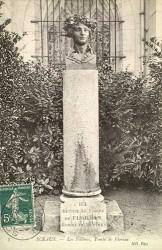 Monument à Jean Pierre Claris de Florian – Sceaux