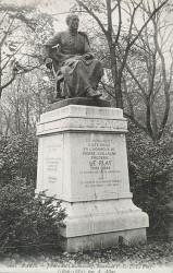 Monument à Frédéric Le Play – Jardin du Luxembourg – Paris (75006)