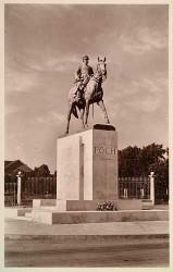Monument au maréchal Foch – Tarbes