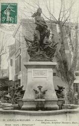 Fontaine – Châteaurenard