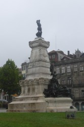 Monument à l'infant Henrique  – Porto