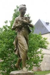 Statue Les Fleurs – Saint-Dizier