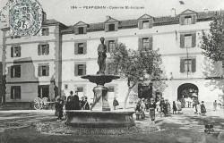 Fontaine  du Puig – Perpignan (disparue)