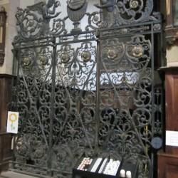 Grille de chapelle – Cathédrale Saint-Antonin – Pamiers