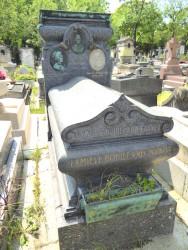 Tombe de la famille Bouillard – Cimetière du Père-Lachaise – Paris (75020)