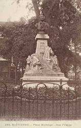Monument à José Frappa – Saint-Etienne
