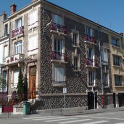 Balcons et appuis de croisées Guimard – 33 rue Émile Gallé – Nancy