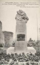 Monument aux frères Aristide et Charles Frémine et à Le Véel – Bricquebec