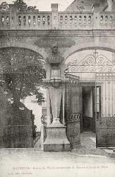 Monument à Jules Frère – Maubeuge (disparu)