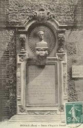 Monument à Augustin Fresnel – Broglie
