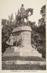 Monument au maréchal Gallieni – Tananarive