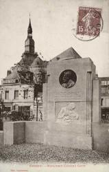 Monument à Edmond Garin – Cambrai
