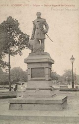 Monument à Francis Garnier – Saïgon