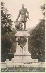 Monument à Francis Garnier – Saint-Etienne (fondu)