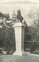 Monument à Fernand Gasnier – Saint-Nazaire (fondu)