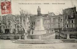 Monument à Pierre Gassendi – Digne-les-Bains
