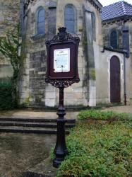 Panneau d'affichage – Saint-Dizier